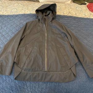 Lululemon Rain Jacket Black Size 8